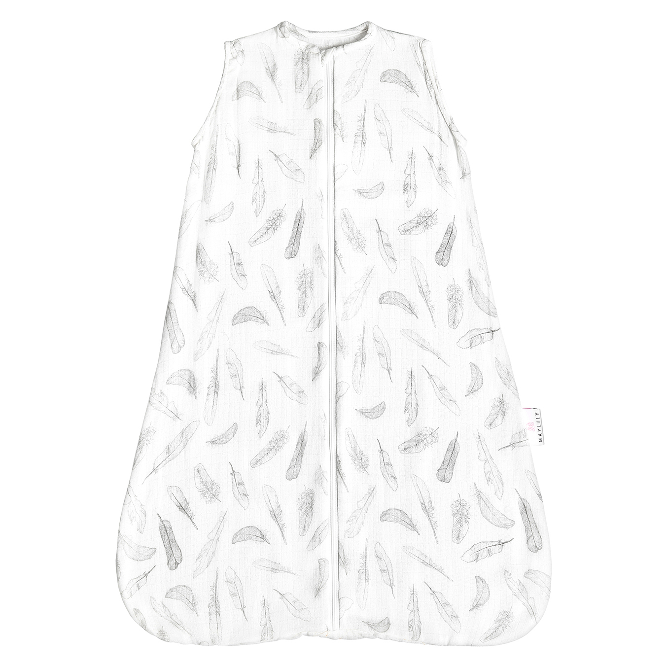 Anti-mosquito sleeping bag Silver feathers