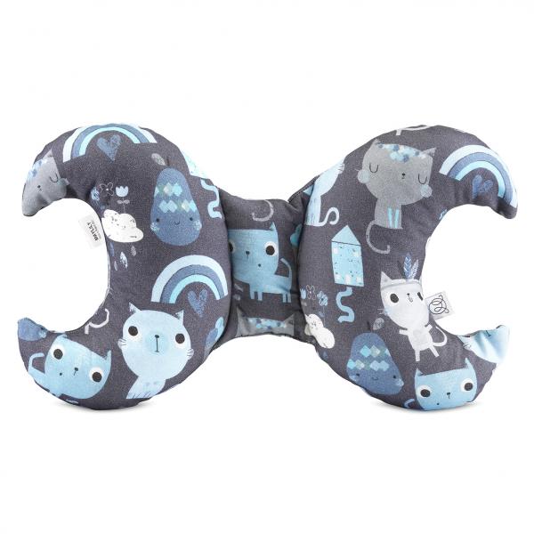 Poduszka antywstrząsowa Indiana kot