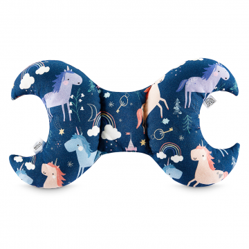 Bamboo antishake pillow Unicorns