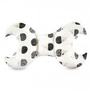 Bamboo antishake pillow - Hedgehogs boys