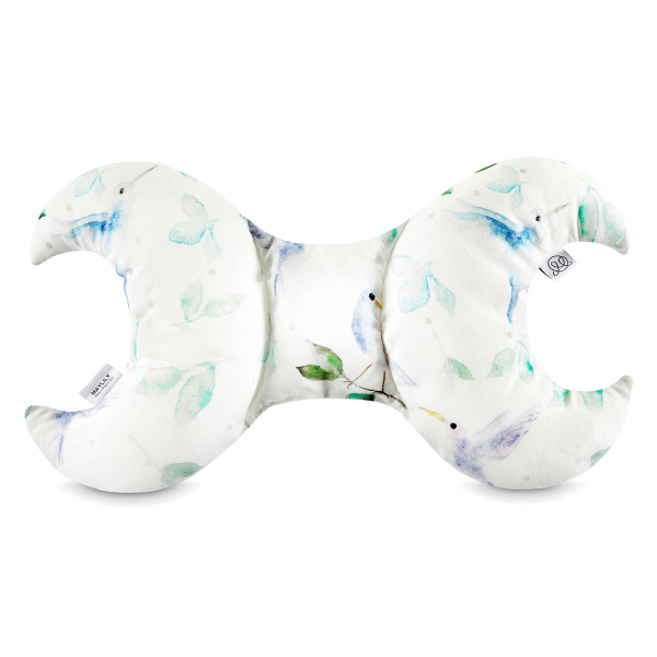 Bamboo antishake pillow Heavenly birds