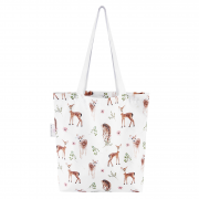 Tote bag Fawns