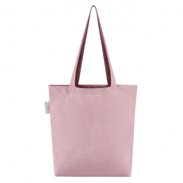 Tote bag Dusty rose