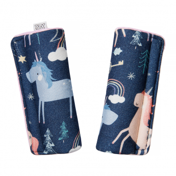 Bamboo belt covers Unicorns