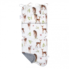 Bamboo stroller pad - Fawns