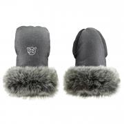 Stroller gloves SNØ - graphite