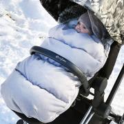 Śpiworek zimowy SNØ 0-24 mcy granat