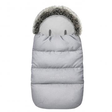 Stroller sleeping bag SNØ 12-48 mo Light grey