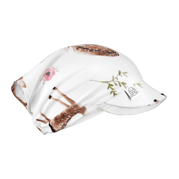 Bamboo visor cap  Fawns