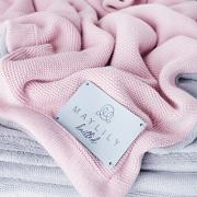 Bamboolove Winter blanket Mint