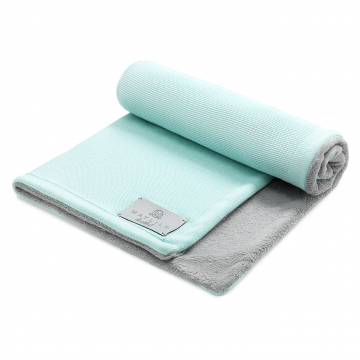 Bamboolove Winter blanket XL Mint