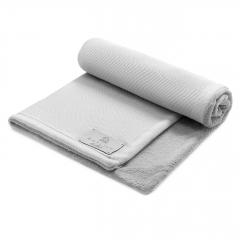 Bamboolove Winter blanket XL Silver