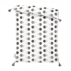 Double bamboo quilt L Hedgehogs boys