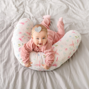 Maternity pillow Blush rain