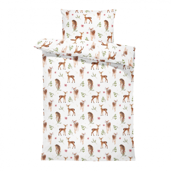 Bamboo bedding cover set S Fawns