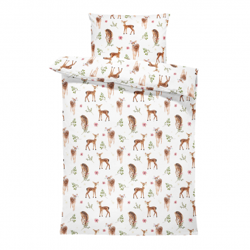Bamboo bedding cover set L Fawns