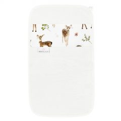 Bamboo hand towel Fawns - Cream
