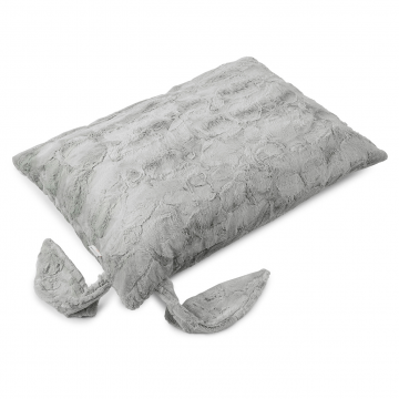Bunny Pillow Dark grey