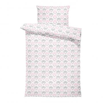 Bamboo bedding set with filling XS Blush rain