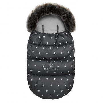 Stroller sleeping bag SNØ 0-24 mo Stars
