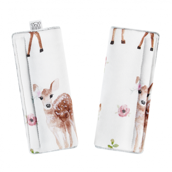 Bamboo belt covers Fawns