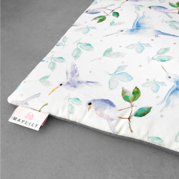 Seating pad Heavenly birds