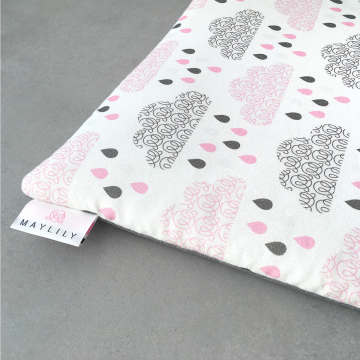 Seating pad Blush rain