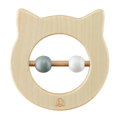 Rattle-teether Cat