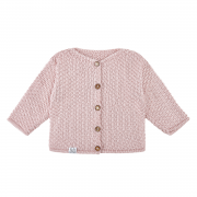 Bamboo sweater - dusty pink