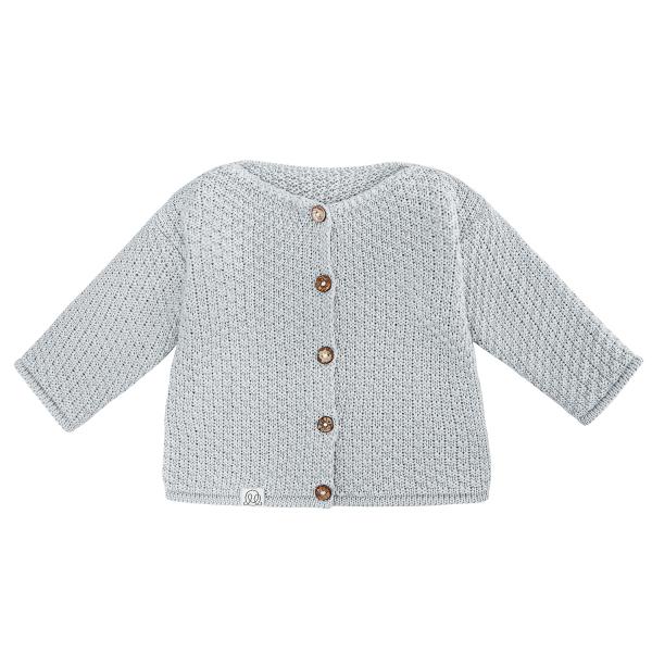 Bamboo sweater Grey