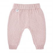 Bamboo pants - dusty pink