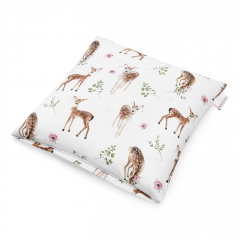 Bamboo cushion cover - Fawns