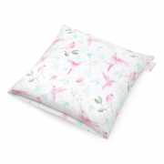 Bamboo cushion cover - Paradise birds