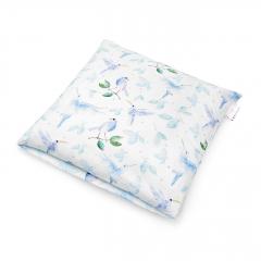 Bamboo cushion cover - Heavenly birds