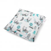 Bamboo cushion cover - Wolves