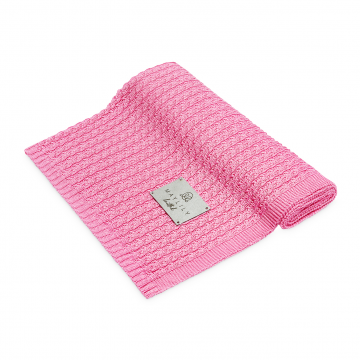 Bamboolove Air blanket Pink