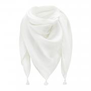 Muslin scarf - cream