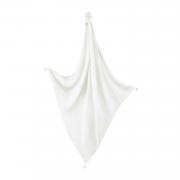 Muslin scarf Cream-Cream