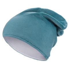 Winter hat - sea blue