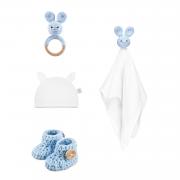 Gift set 4 pcs - Blue