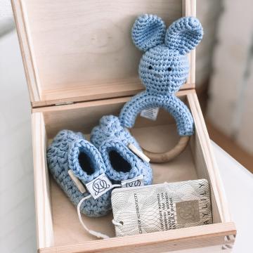 Gift set 2 pcs - Blue