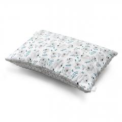Fluffy bamboo pillow - Koala - silver