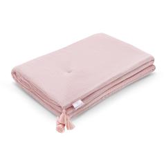 Muslin duvet 160x120 - dusty pink
