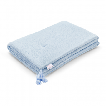 Muslin duvet XL Grey