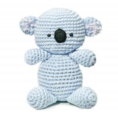 Koala friend - light blue