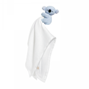 Snuggle toy Koala -  light blue