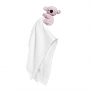 Snuggle toy Koala -  dusty pink