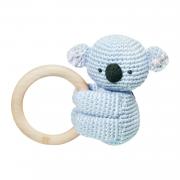 Rattle-teether Koala - mint