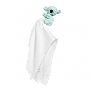 Snuggle toy Koala -  mint