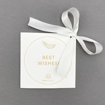 Najlepsze życzenia - card